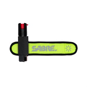 SABRE Yellow LED Arm Band + 22 gram Canister