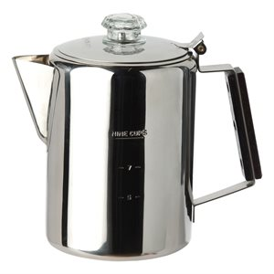 COGHLAN'S Stainless Steel Coffee Pot - 9 Cup