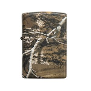ZIPPO Realtree Edge - Windproof Ligther - Peggable Blister