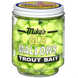 ATLAS MIKES Mike's Glo Mallows Chartreuse / Garlic