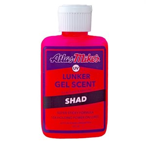ATLAS MIKES Mike's Uv Gel Scent Shad