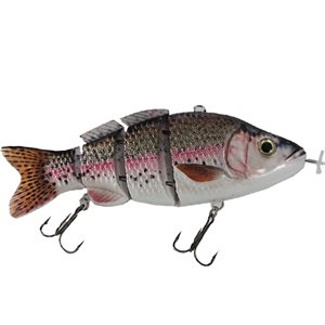 Animated Lure Rainbow Trout
