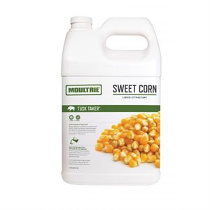 MOULTRIE Tusk Taker Concentrated Sweet Corn - 1 gallon